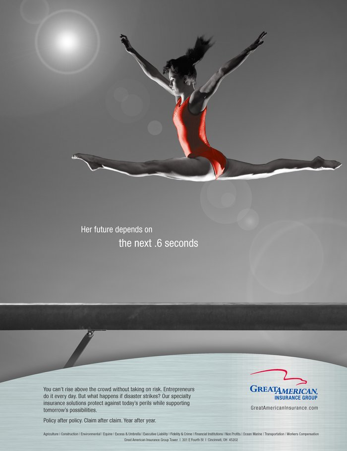Great american insurance group ad in insurance journal for American ad agencies
